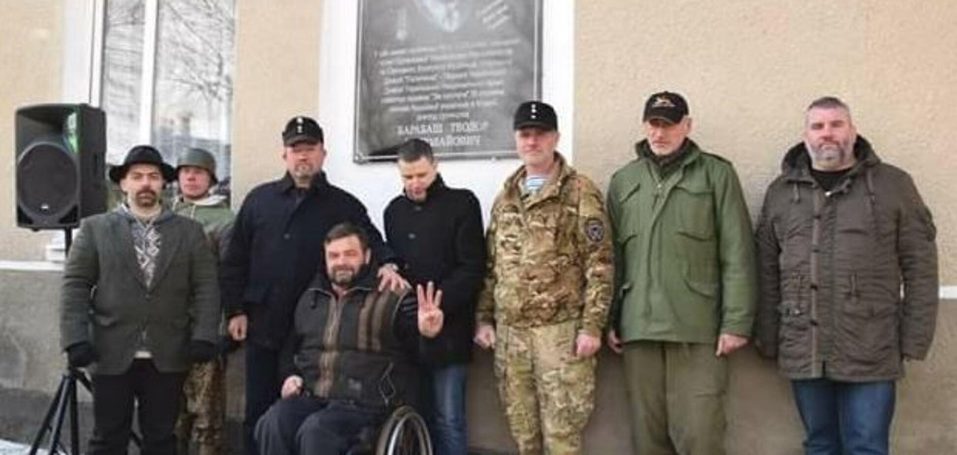 'Оставьте Украину в покое!' Российский блогер угодил в скандал из-за СС 'Галичина'