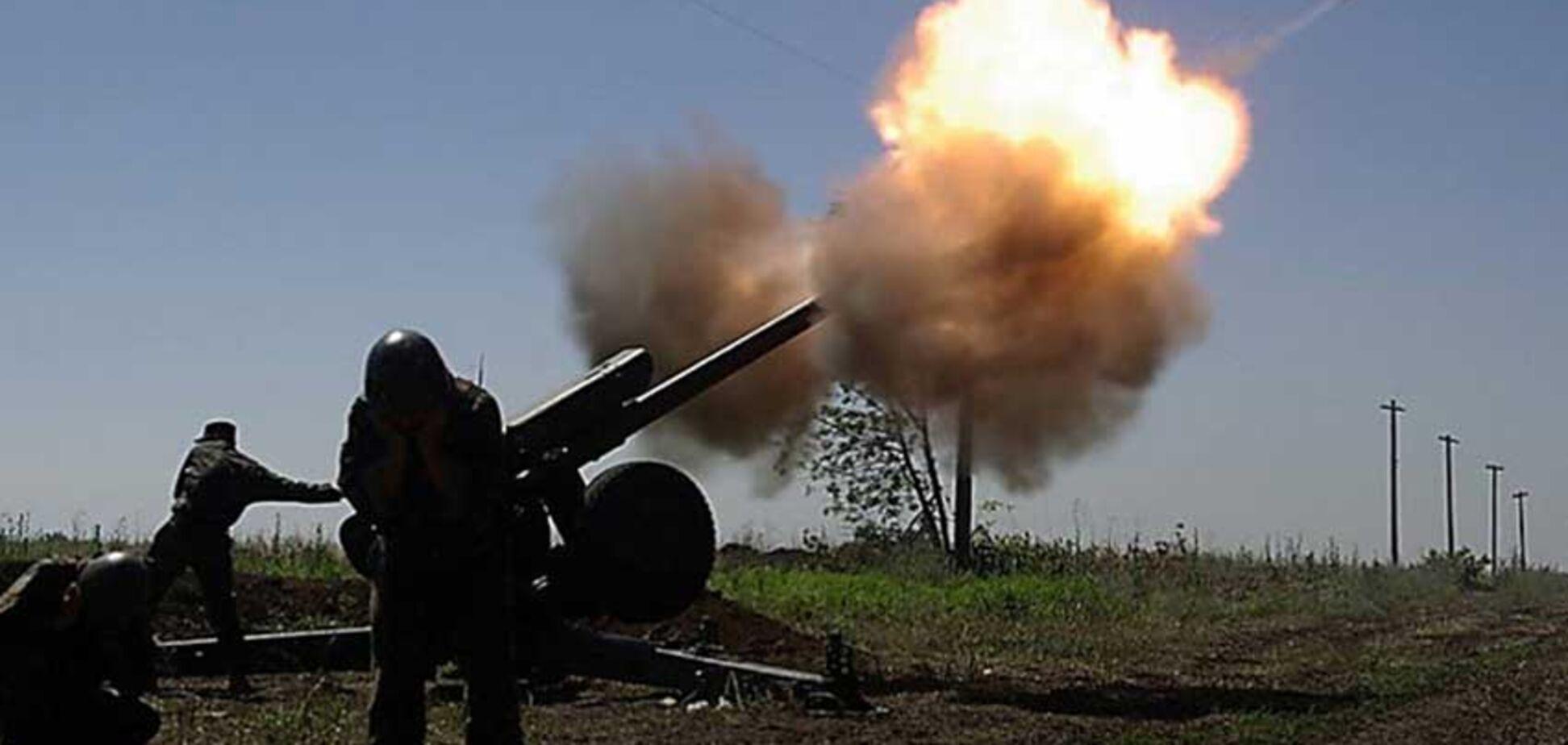 Есть жертвы: появилось фото после мощного артобстрела в зоне АТО