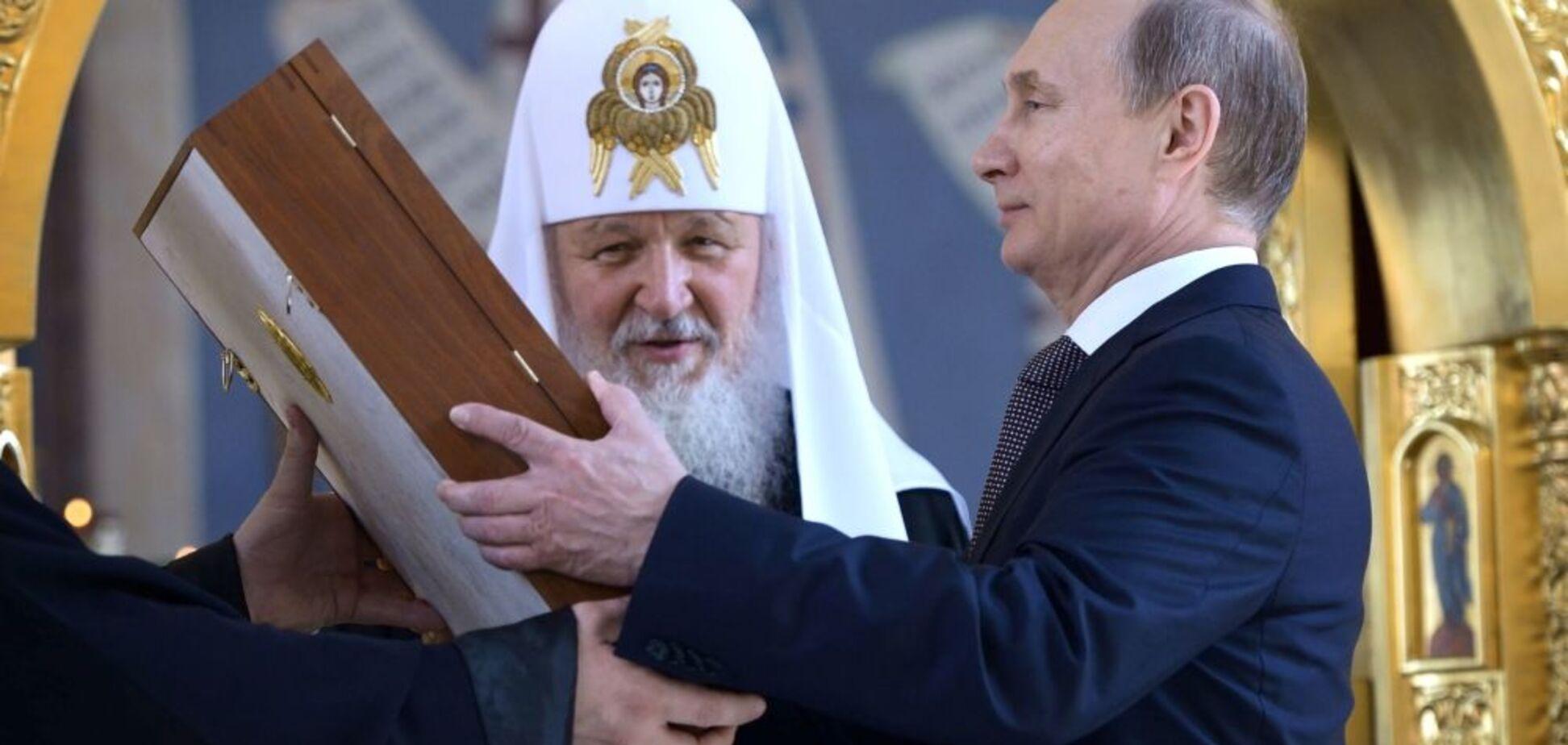 Стало відомо, як Росія бачить місце України в православному світі