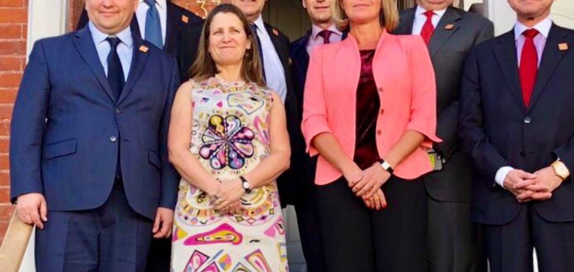Миротворці на Донбасі: G7 підтримала Україну