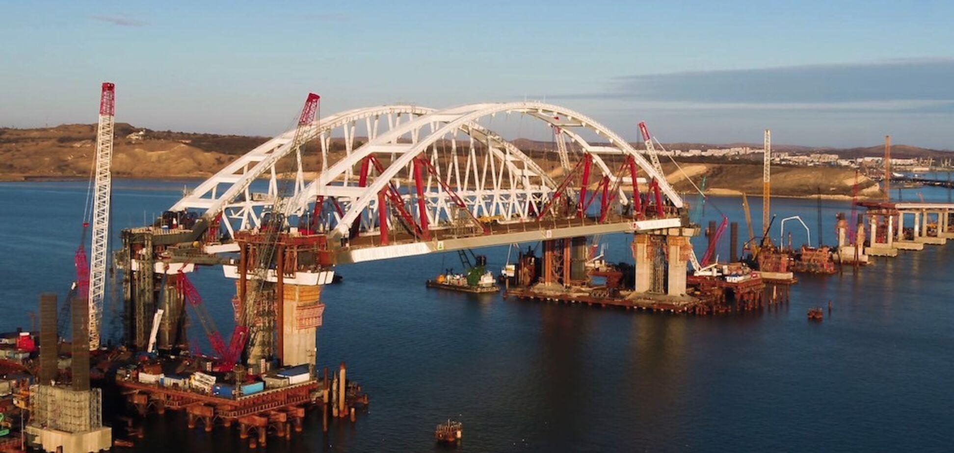Крымский мост надо разобрать и забыть как страшный сон – российский ученый