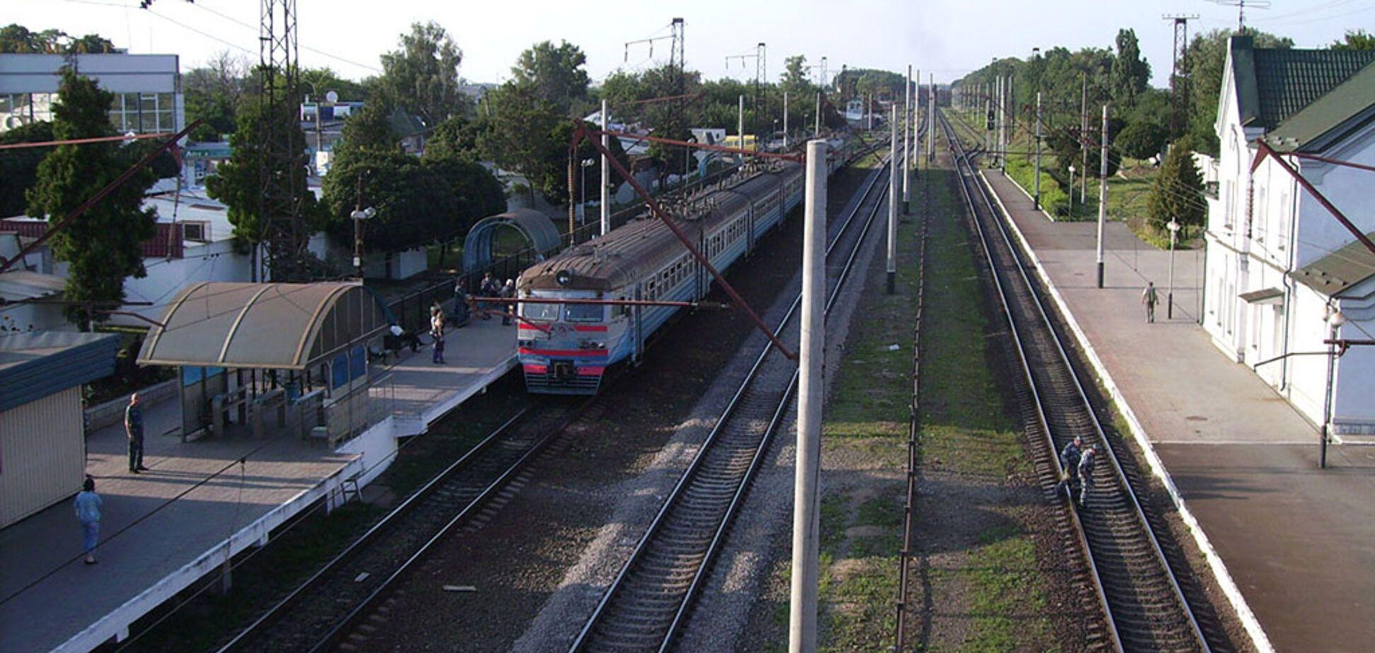 Отрезало ноги: всплыли детали жуткого ЧП на ж/д станции под Киевом
