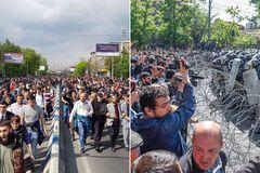 В Єревані на мітинг вийшли понад 160 тисяч осіб: вражаючі фото