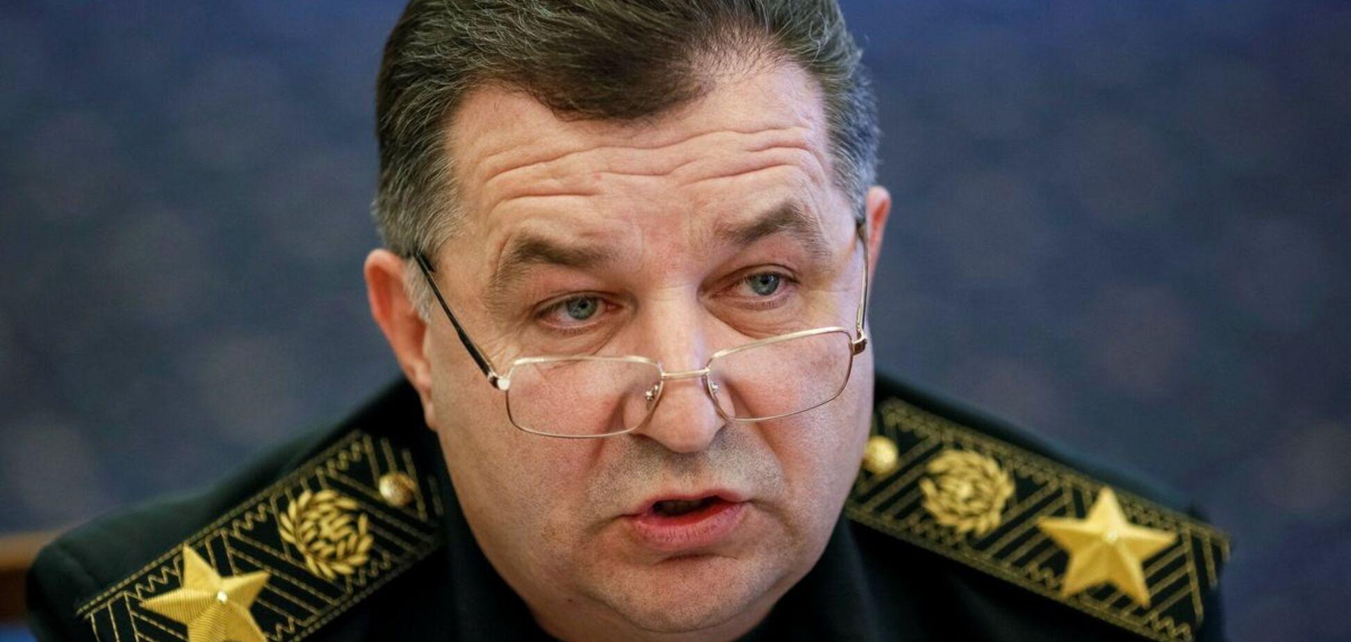 Полторак пояснив, скільки солдатів кинуть на Донбас