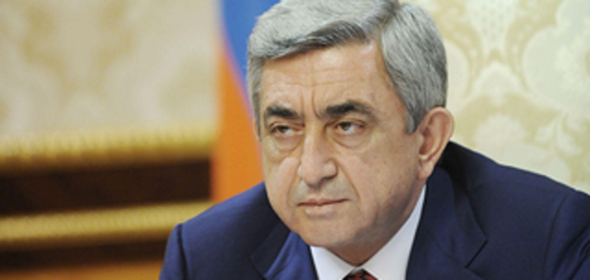 Відставка прем'єра Вірменії: з'явився повний текст заяви