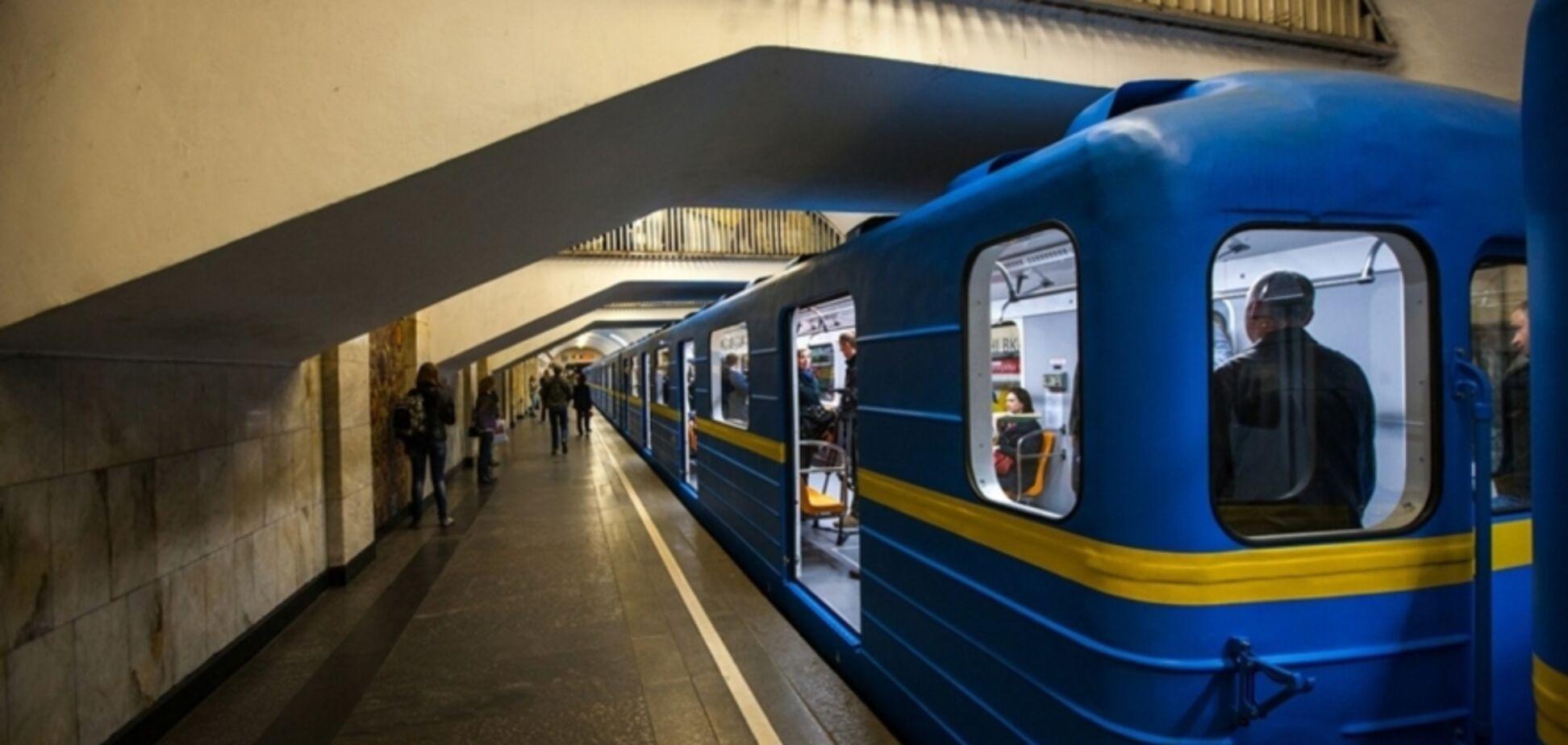 У київському метро зазвучить новий голос