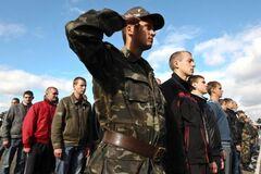 Новая волна мобилизации в Украине