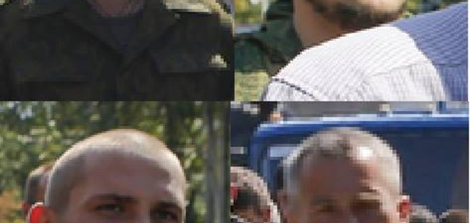 Допоможіть ідентифікувати бойовиків, що проводили 'парад полонених'