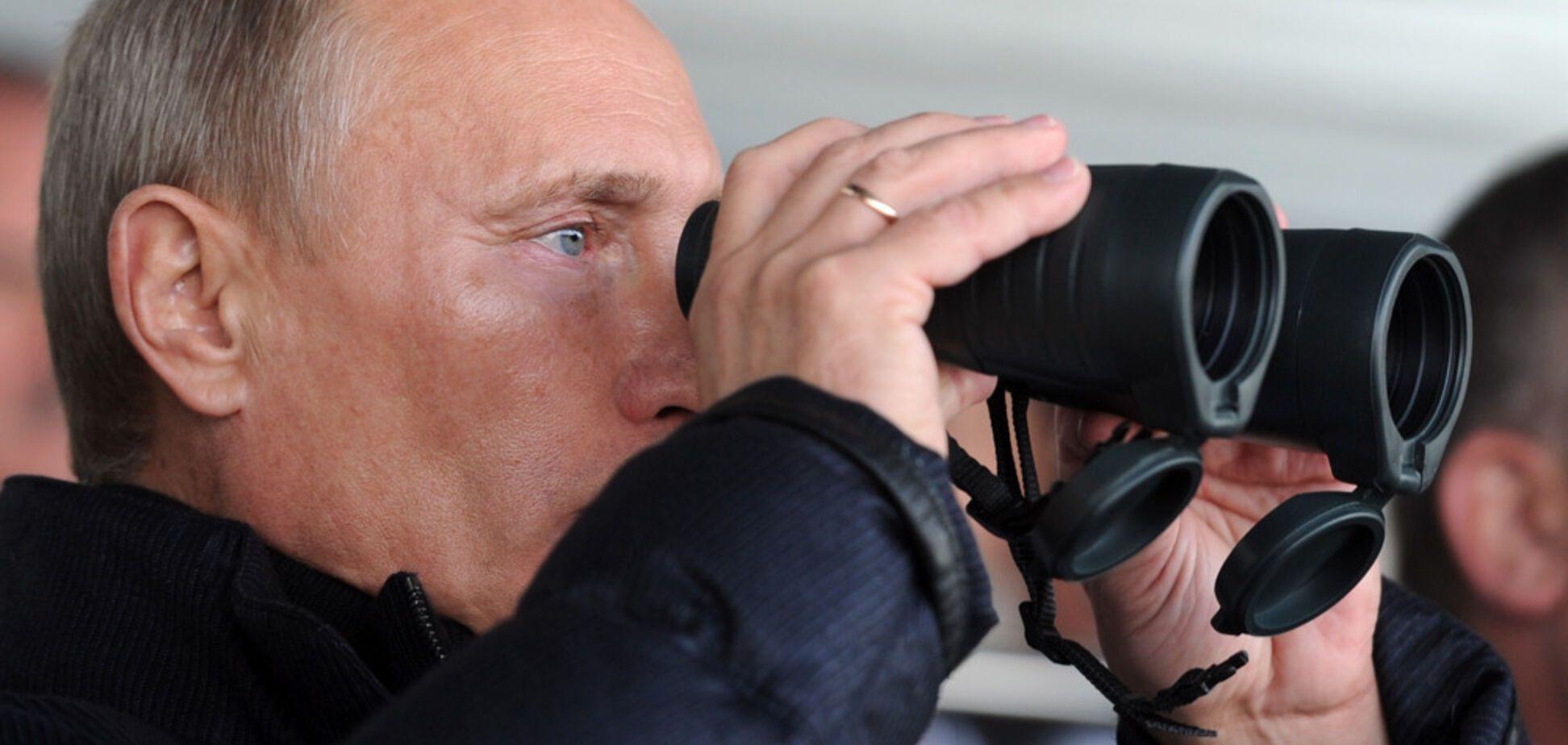 Владимир Путин. Источник: Газета.Ру