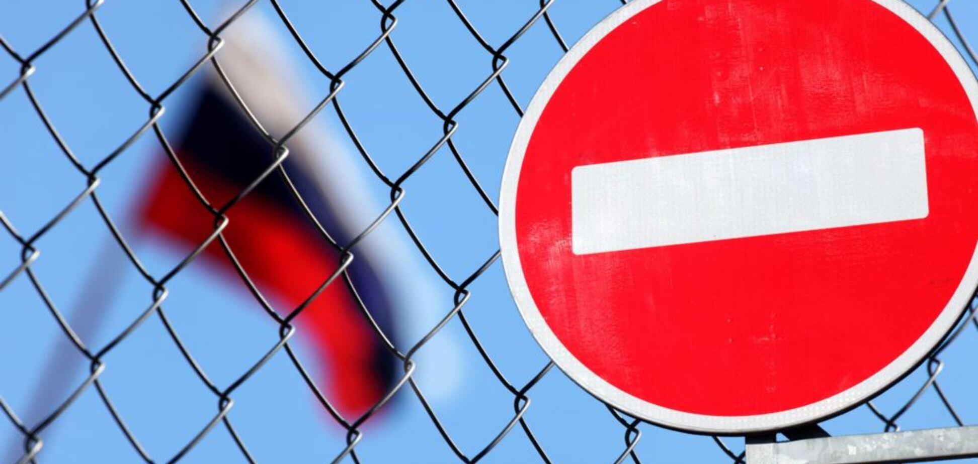 Санкции против окружения Путина