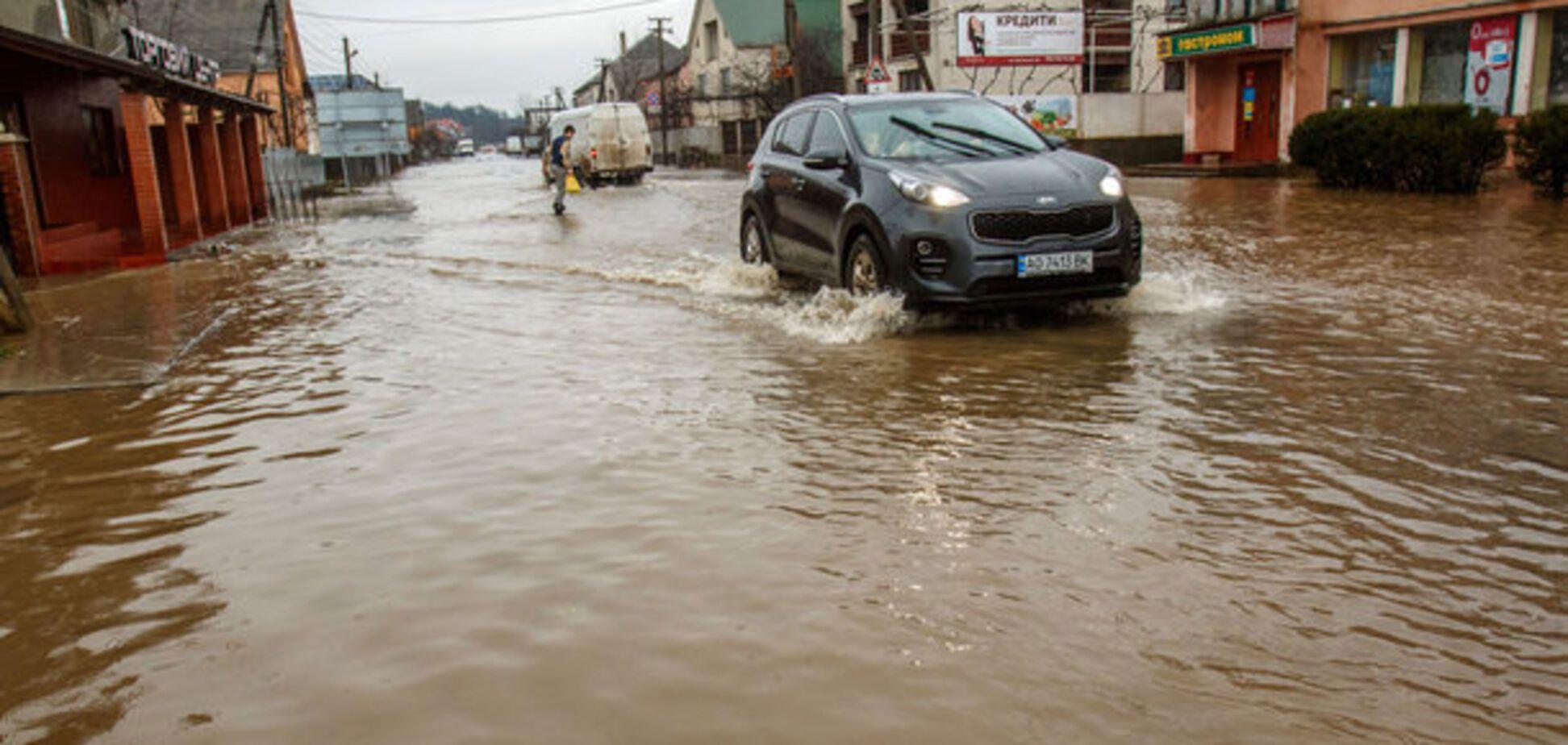 В Україні ускладниться ситуація на дорогах