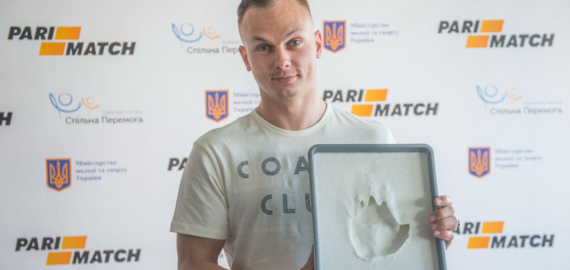 'Не сдаваться!' Украинский чемпион Пхенчхана-2018 объяснил свой успех