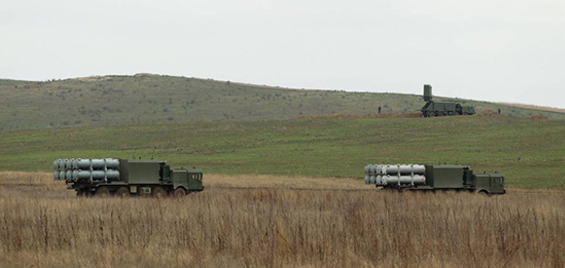 Россия стянула в Крым ракетные комплексы: раскрыта причина