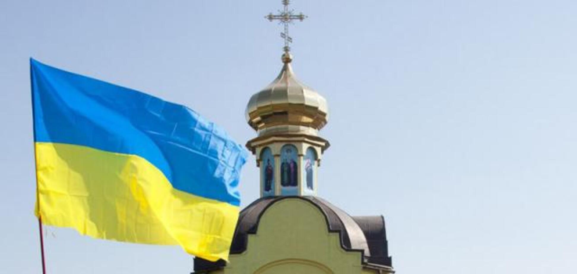 Україна йде з-під церковного зашморгу Москви