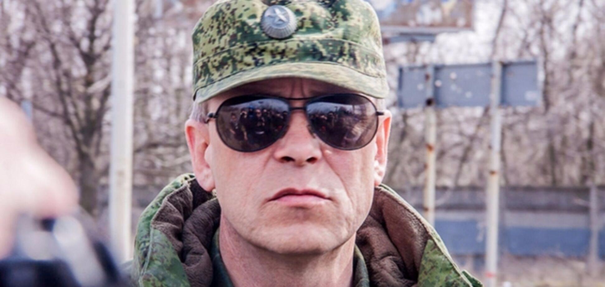 Ватажок 'ДНР' звинуватив НАТО в обстрілі окупованого міста