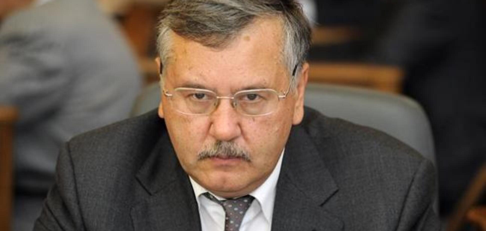 Выборы президента Украины: Гриценко возглавил рейтинг доверия избирателей
