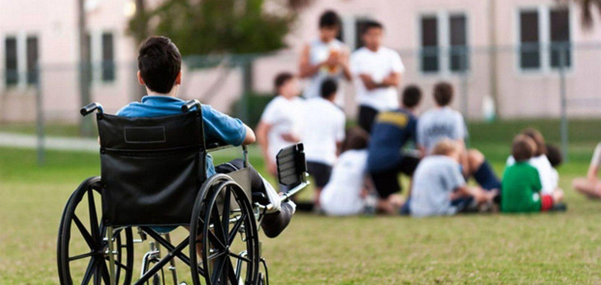 В Україні нададуть підтримку батькам дітей з інвалідністю