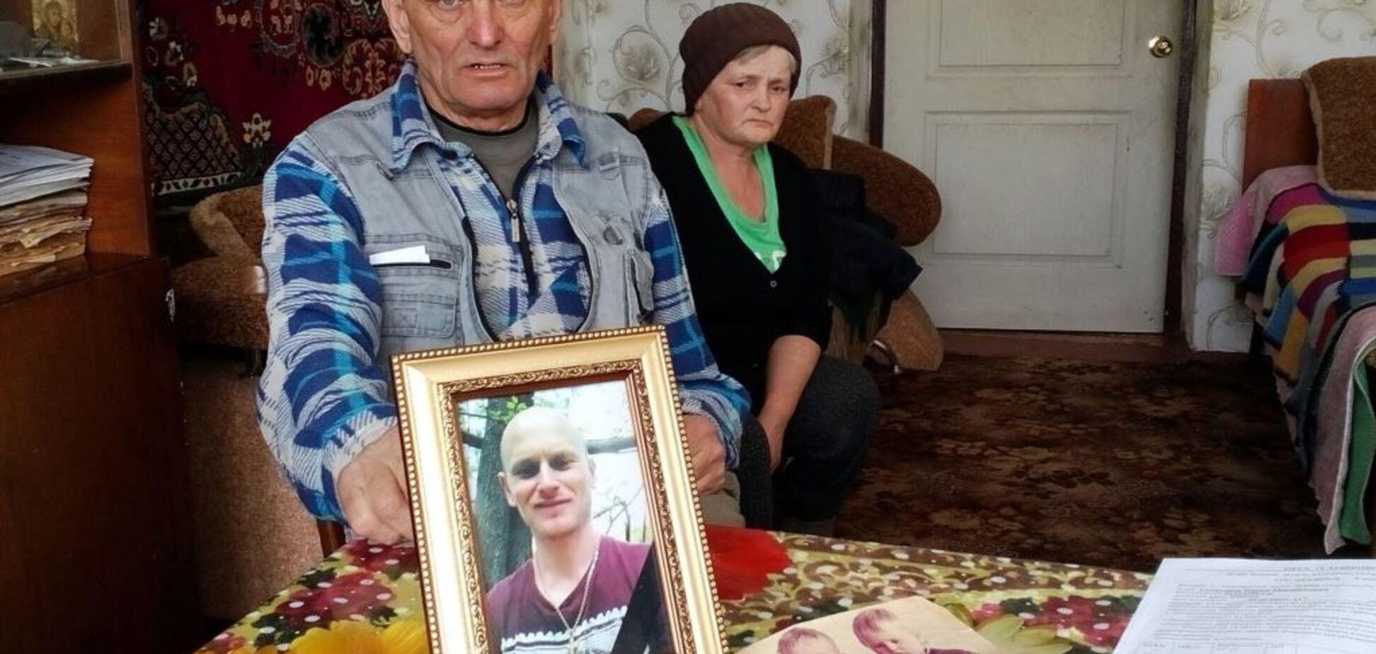 'Голодом заморили!' Украинцы рассказали о пытках сына в России
