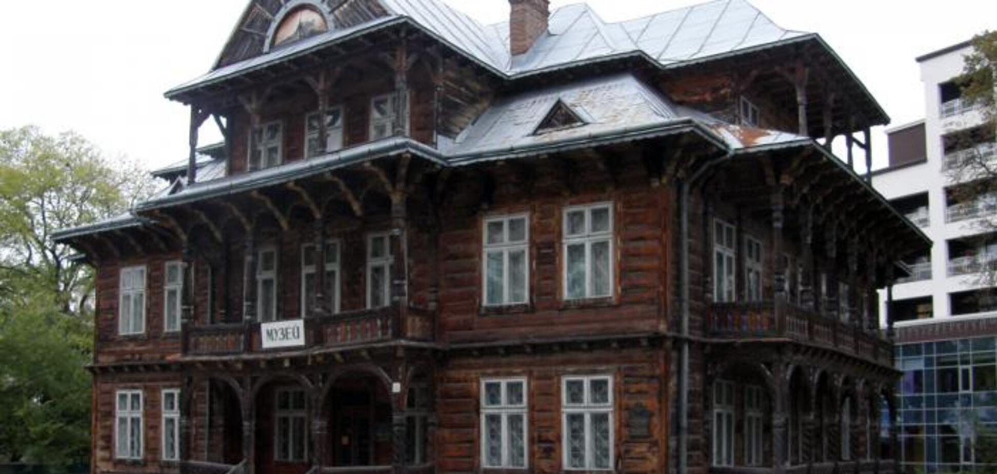 На Львівщині будуть укладати шлюби в старовинній віллі