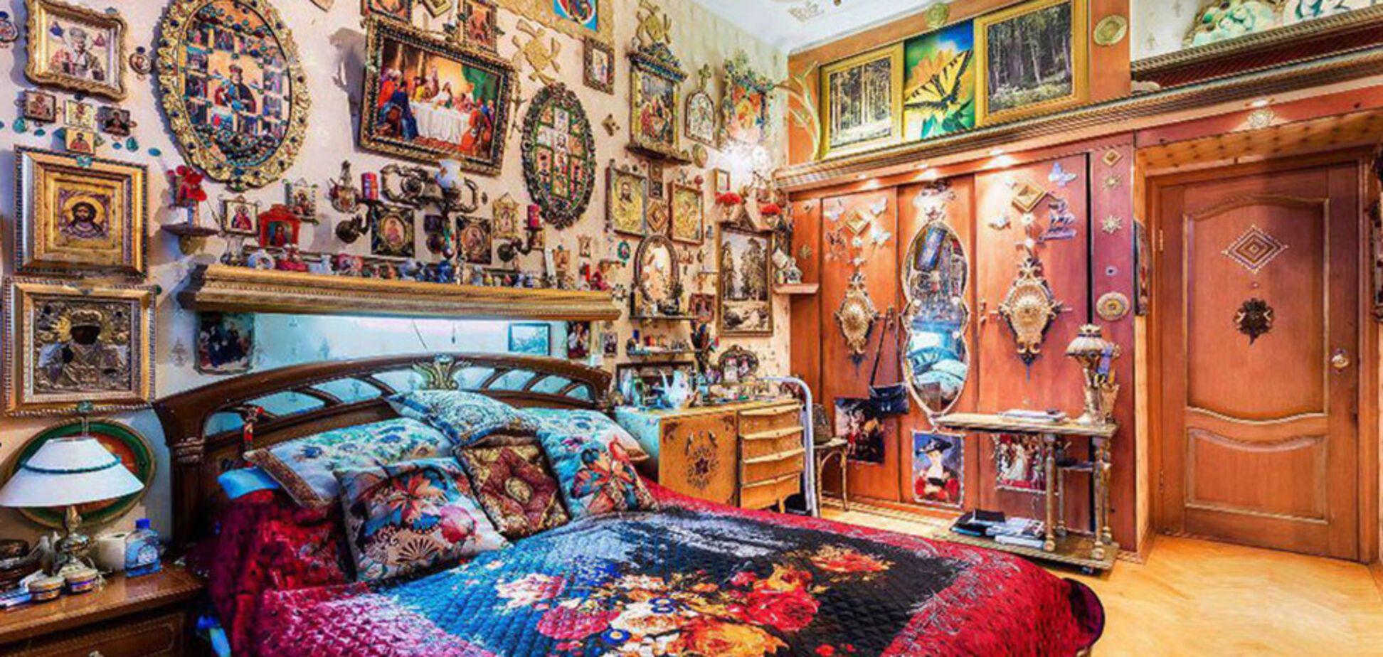 'В гостях у пресвятої Поклонский': в Росії виставили на продаж скрепную квартиру