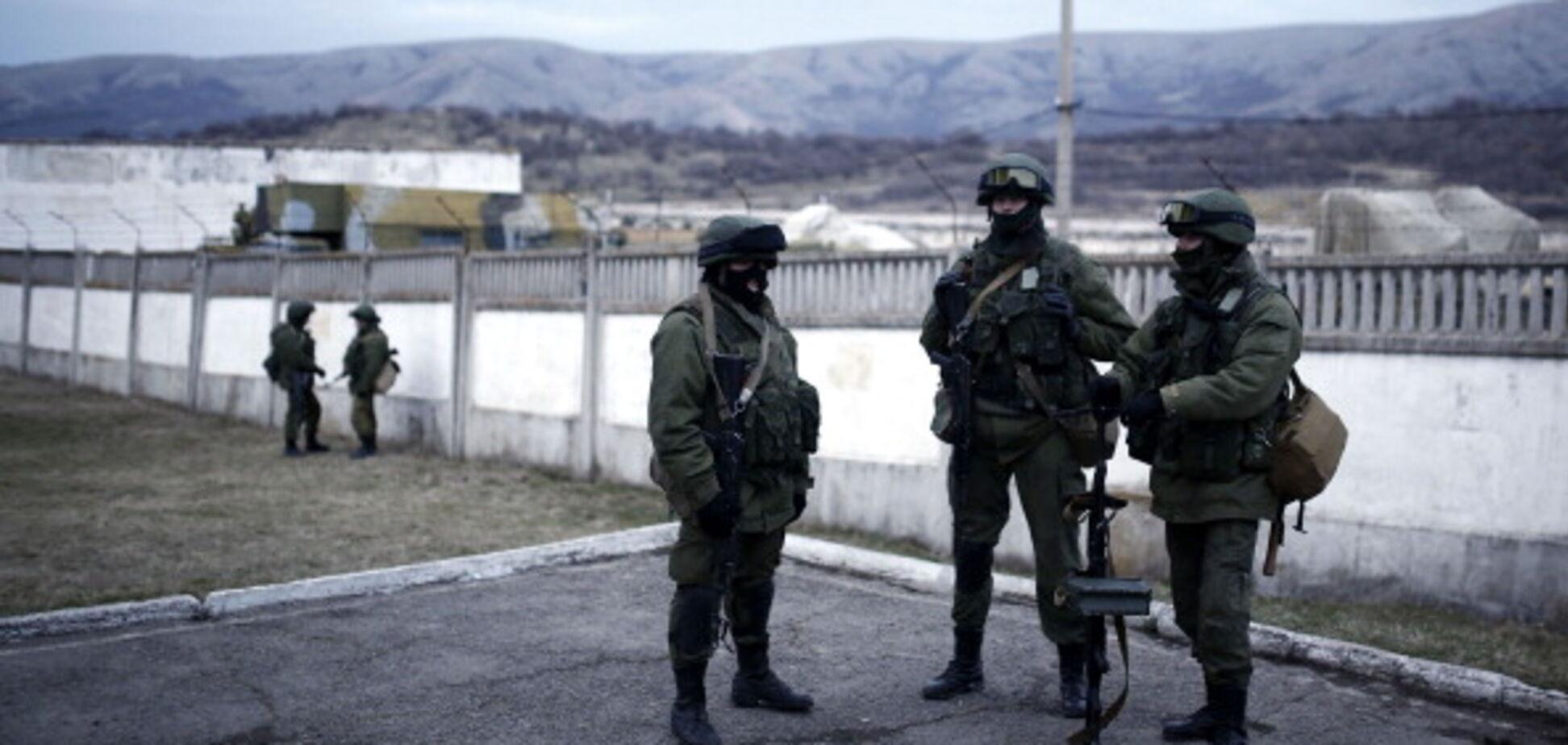 Поліція оголосила в розшук майже 6 тисяч причетних до окупації Криму
