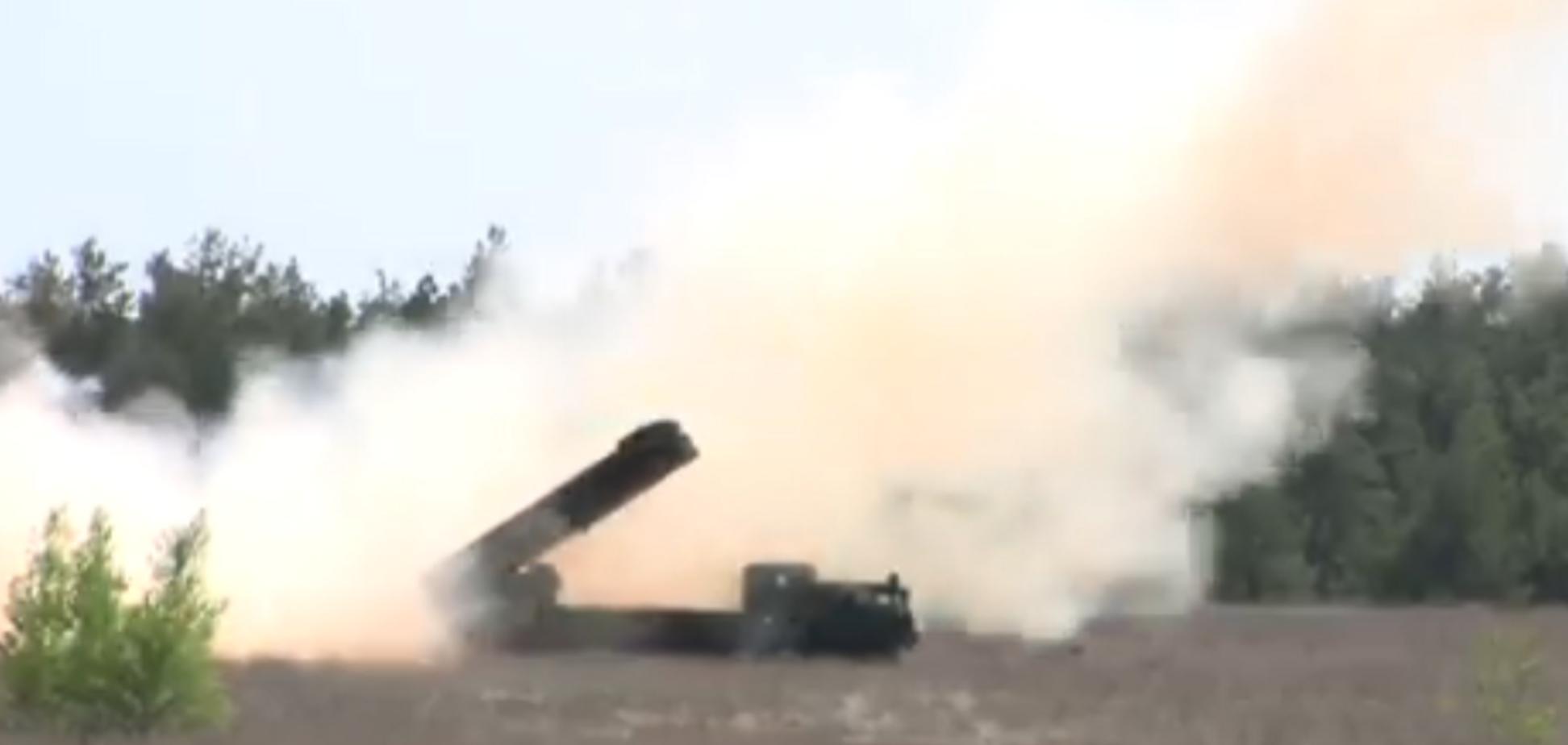 В 10 раз сильнее: Украина завершила испытания ракеты 'Ольха'
