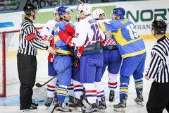 Автогол в пустые ворота: сборная Украины по хоккею вновь проиграла на чемпионате мира