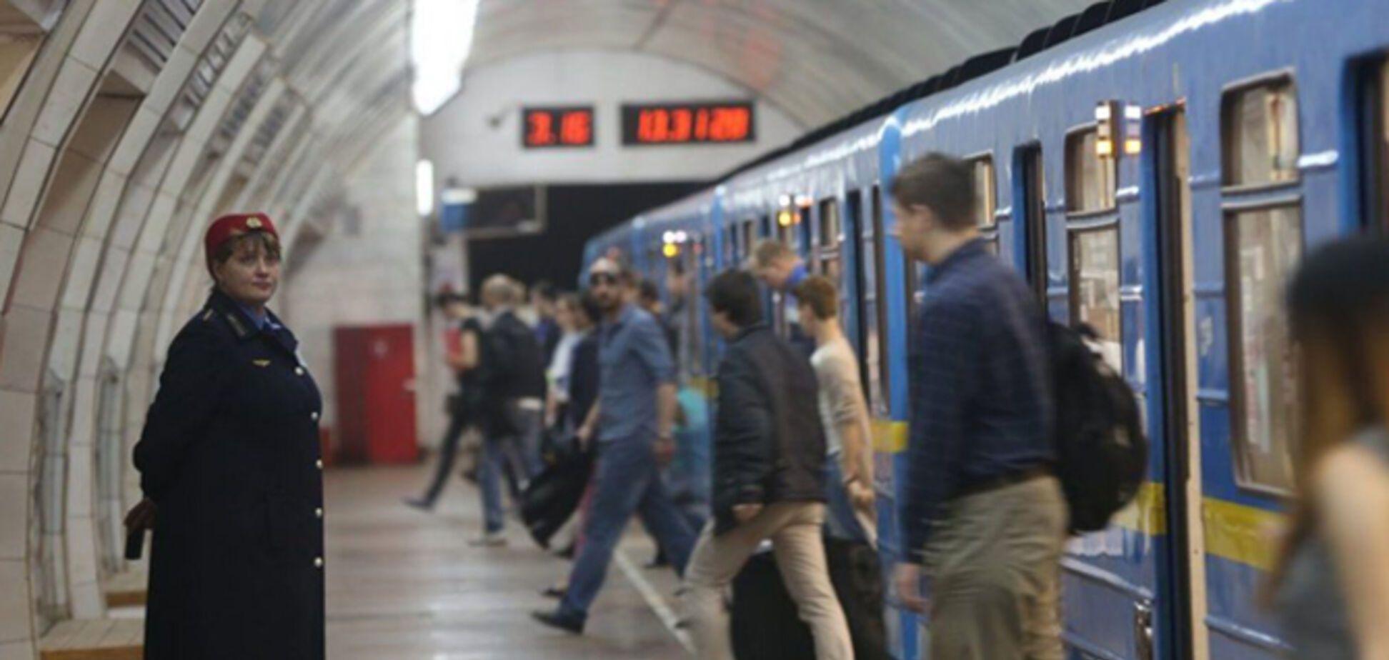 Пассажиров киевского метро начали распознавать видеокамеры