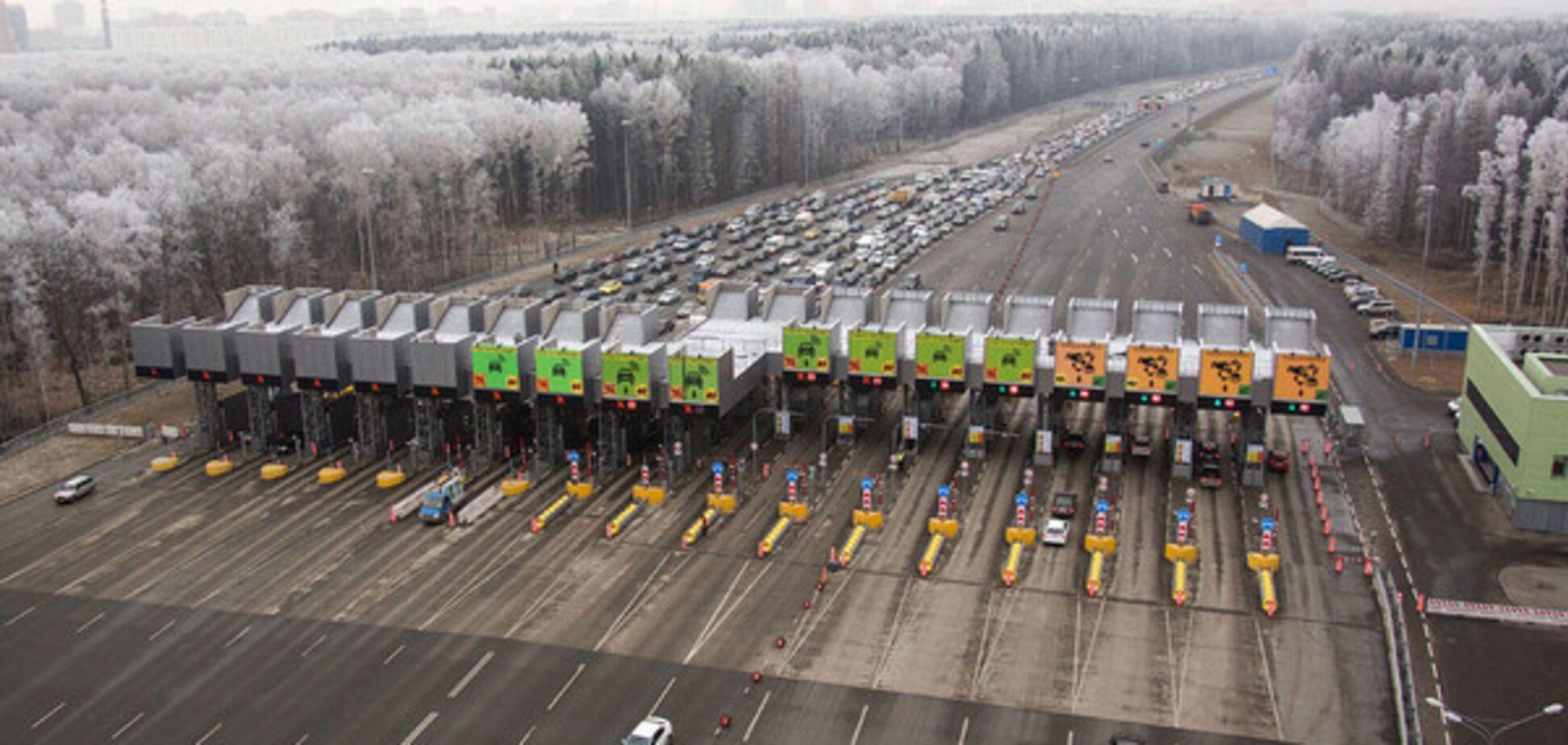 Платные дороги в Украине: названы перспективные направления