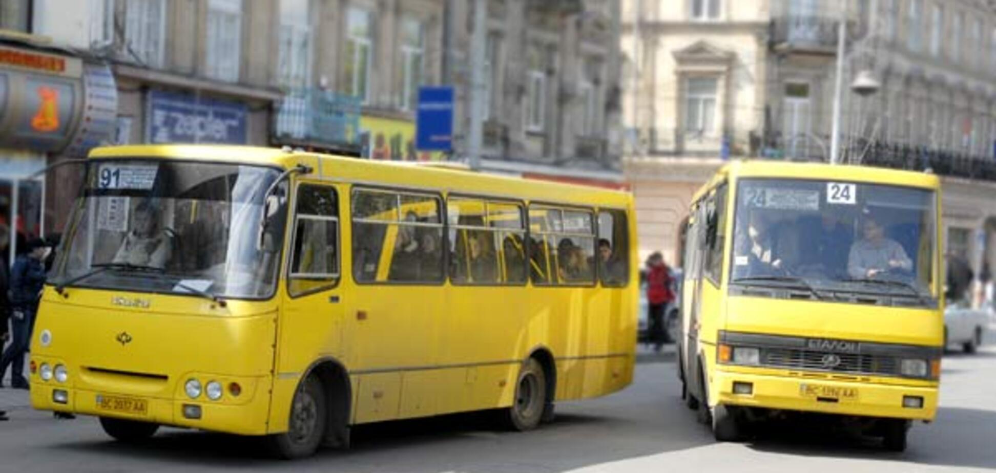 У Львові може подорожчати проїзд в маршрутках