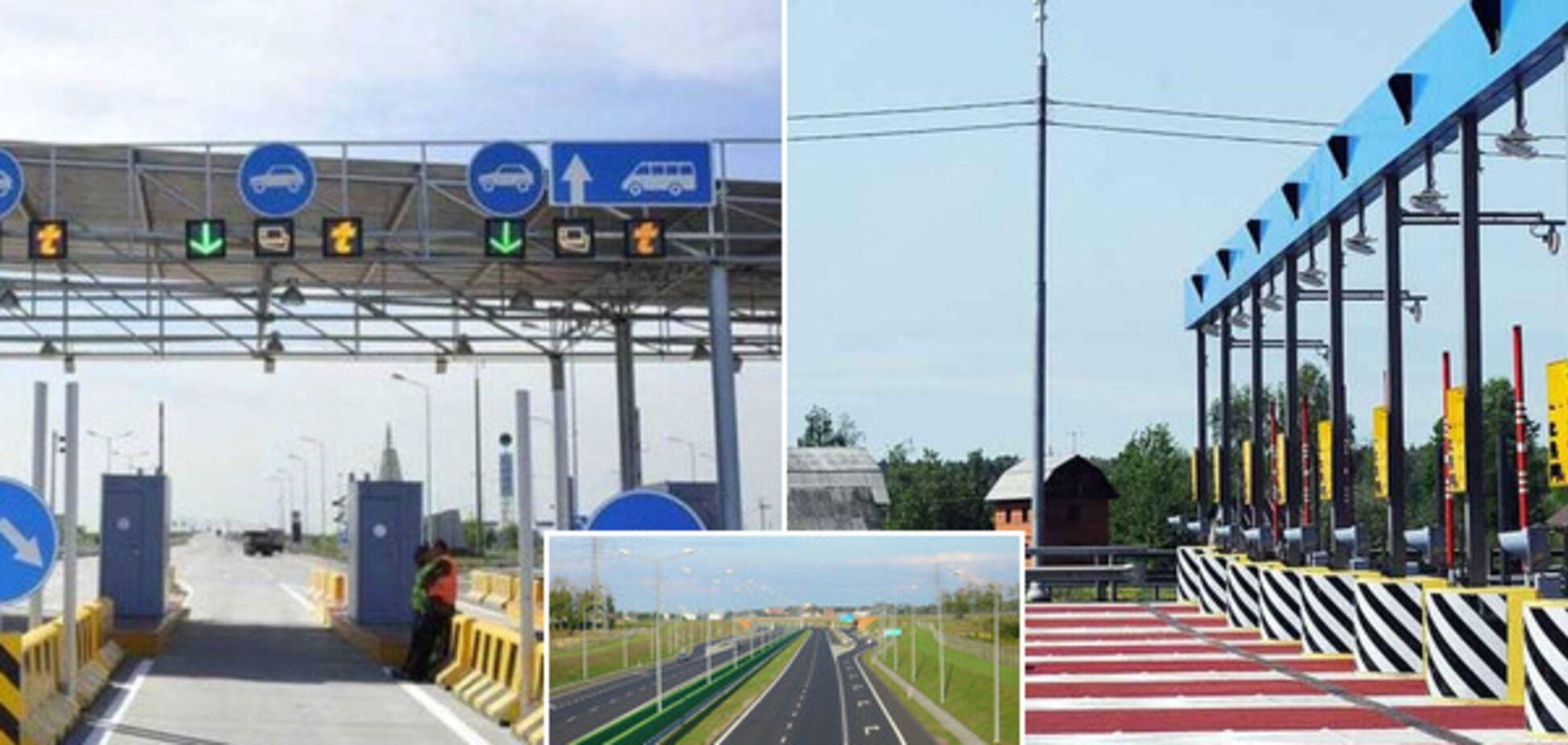Стало известно, где пройдет первая платная дорога в Украине