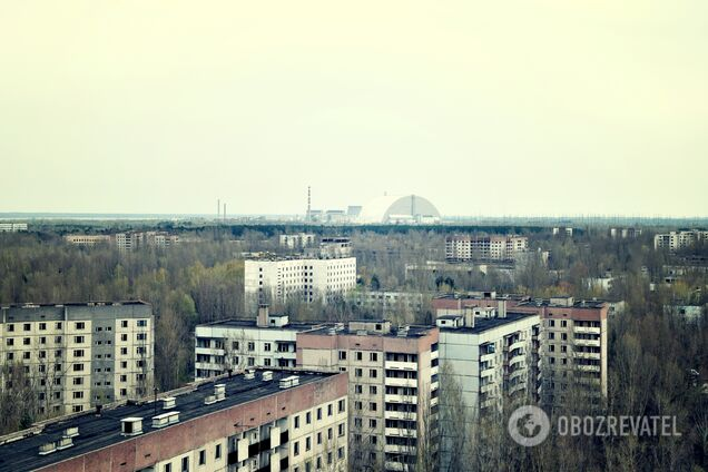 6d36407a230d5b В Чернобыльской зоне уже есть территории, которые можно считать