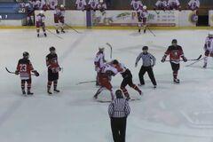 Дичь дня: юные российские хоккеисты избили соперников - видеофакт