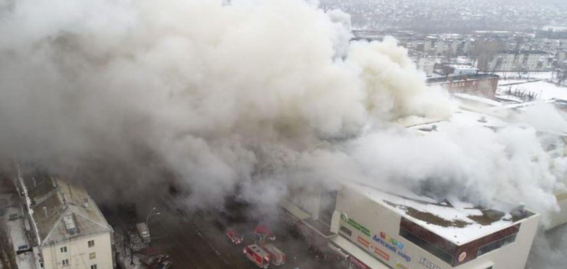 Пожежа в Кемерово: відкрилася дивна деталь, що перешкодила рятуванню людей