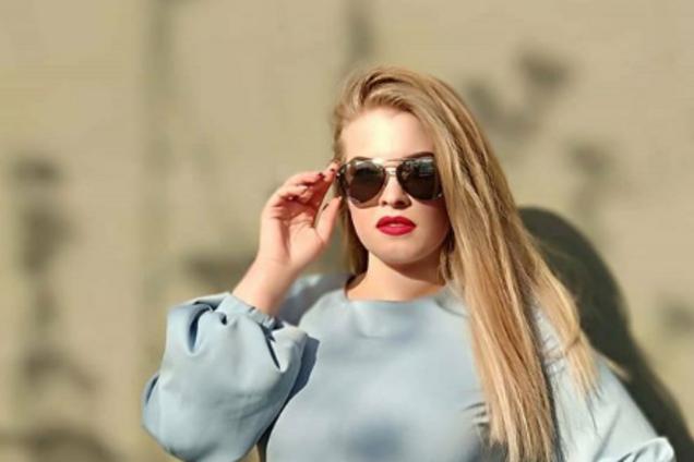 Первая украинская модель plus-size снялась с обнаженным мужчиной