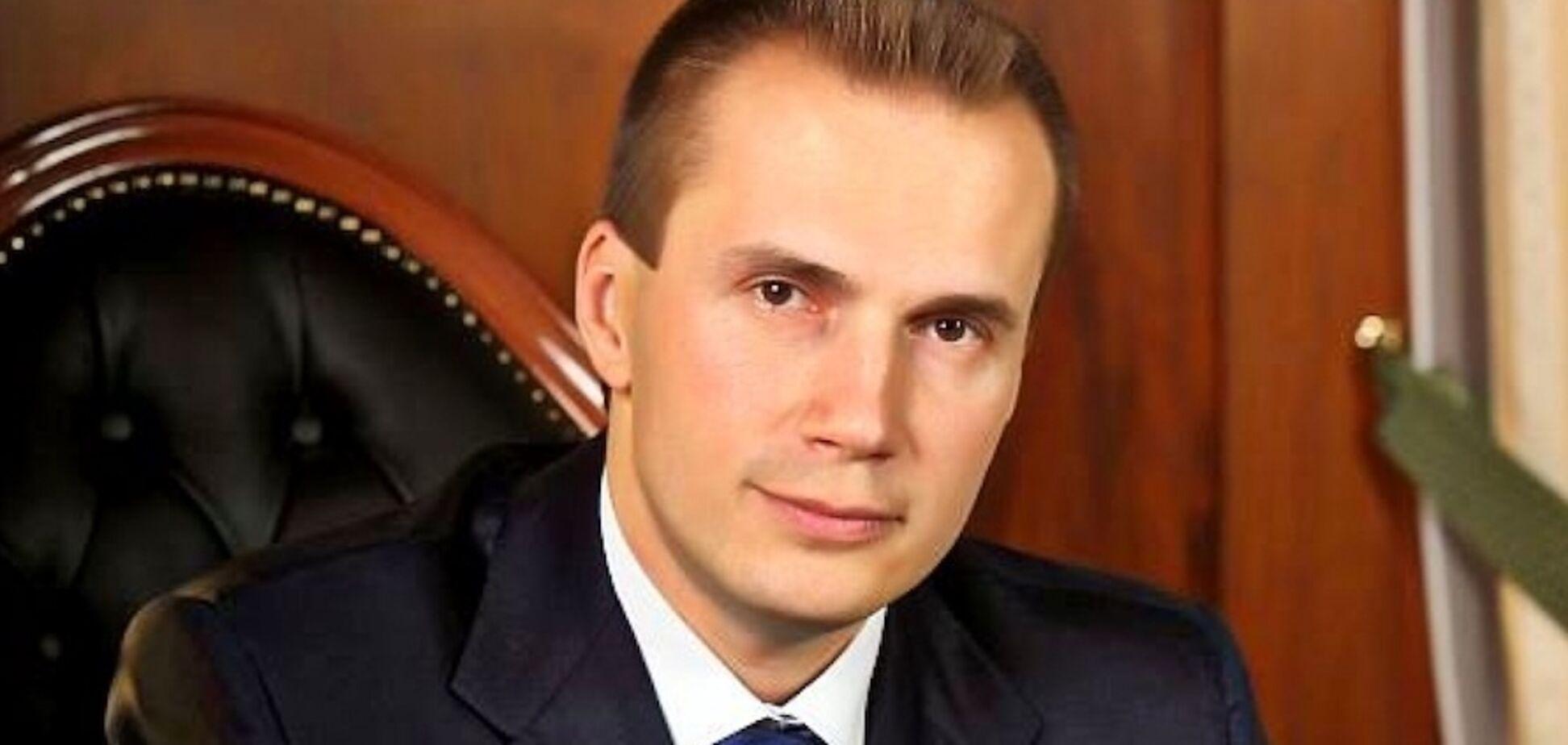 З рахунків сина Януковича вивели 2 млрд грн