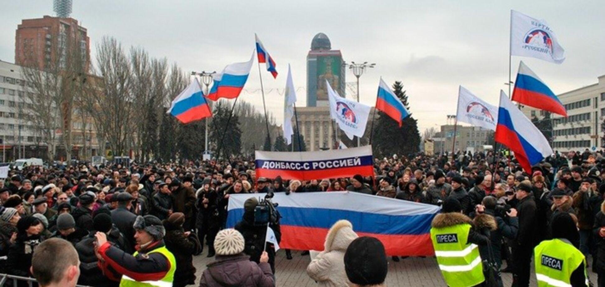 ФСБшник, історик і режисер: розкриті імена тих, хто розпалював 'русскую весну' на Донбасі