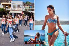 Королева-2018: как украинки в бикини покорили Грецию. Эксклюзивное видео