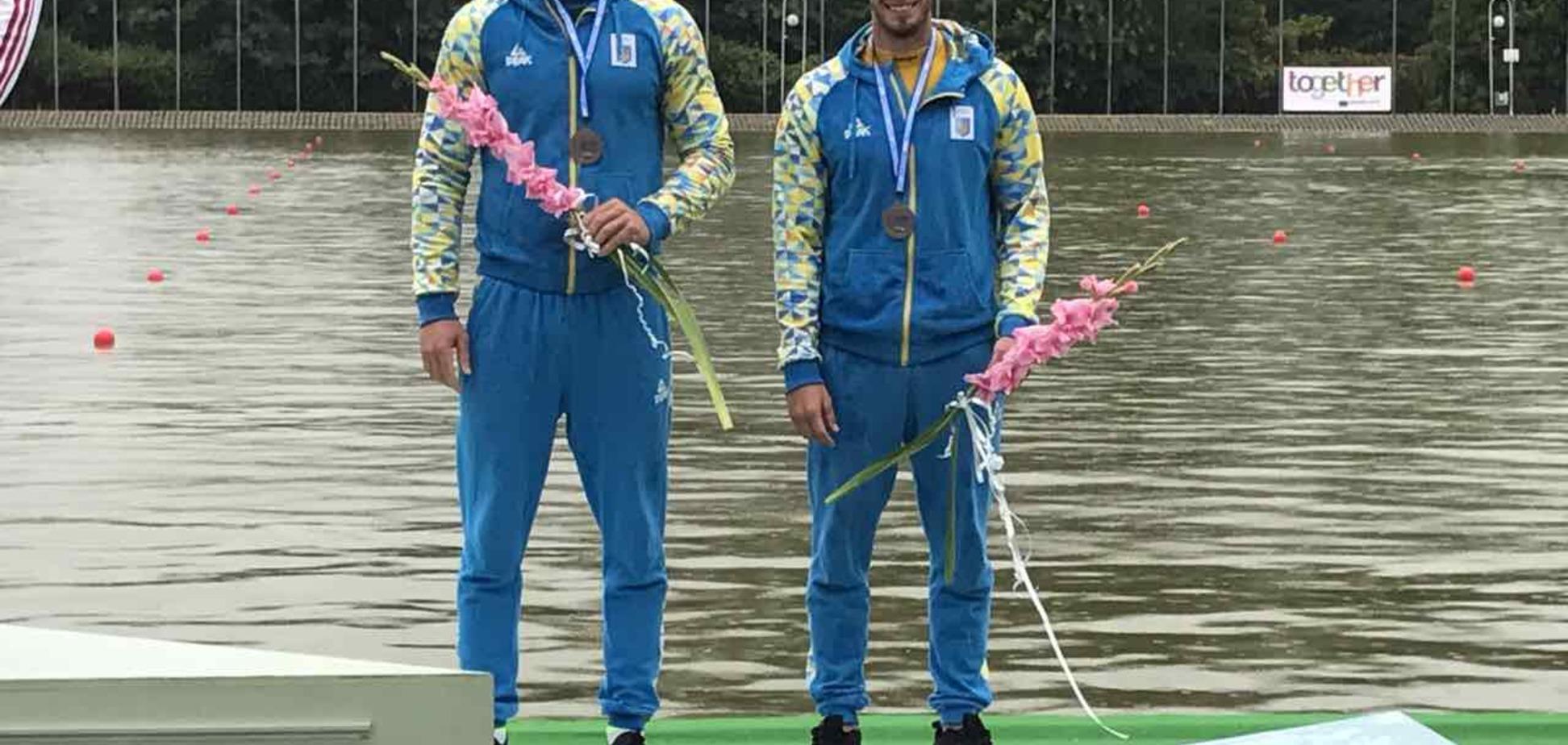 Украинских призеров ЧЕ лишили медали в пользу России