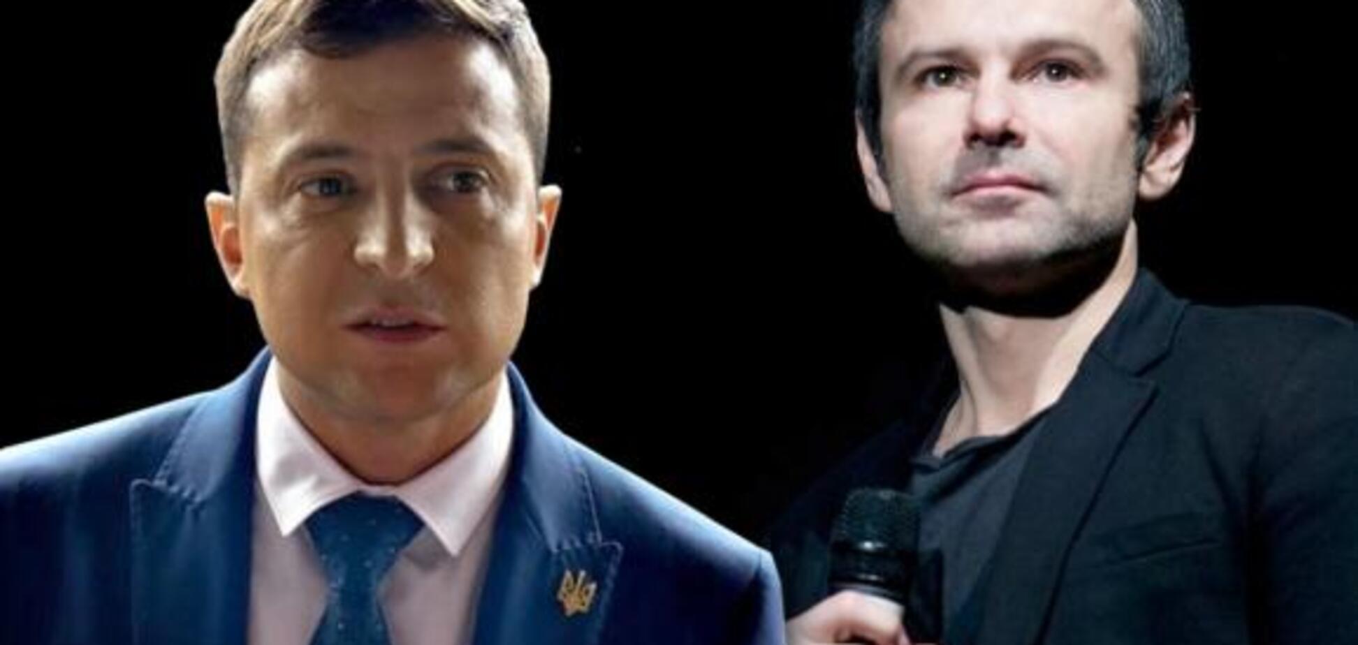 Вакарчук vs Зеленський: українці сказали, кого виберуть президентом