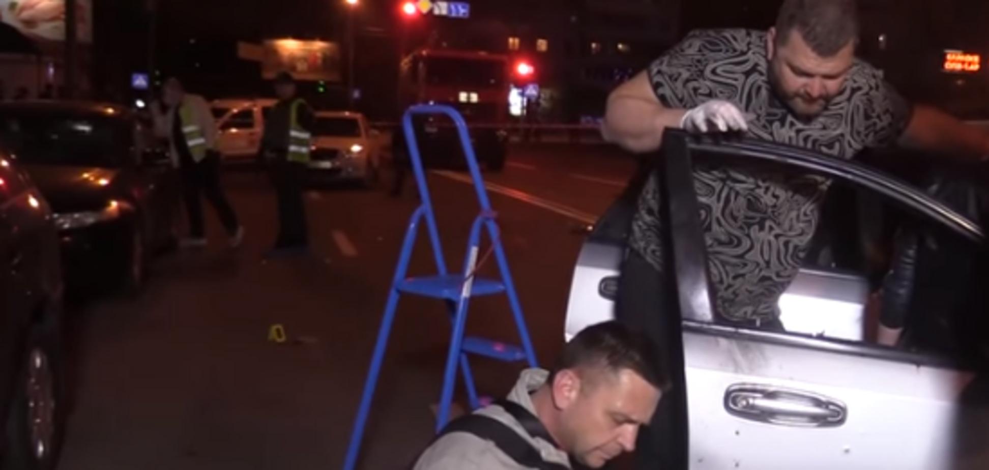 У Києві вибухнув автомобіль, є жертви: всі подробиці