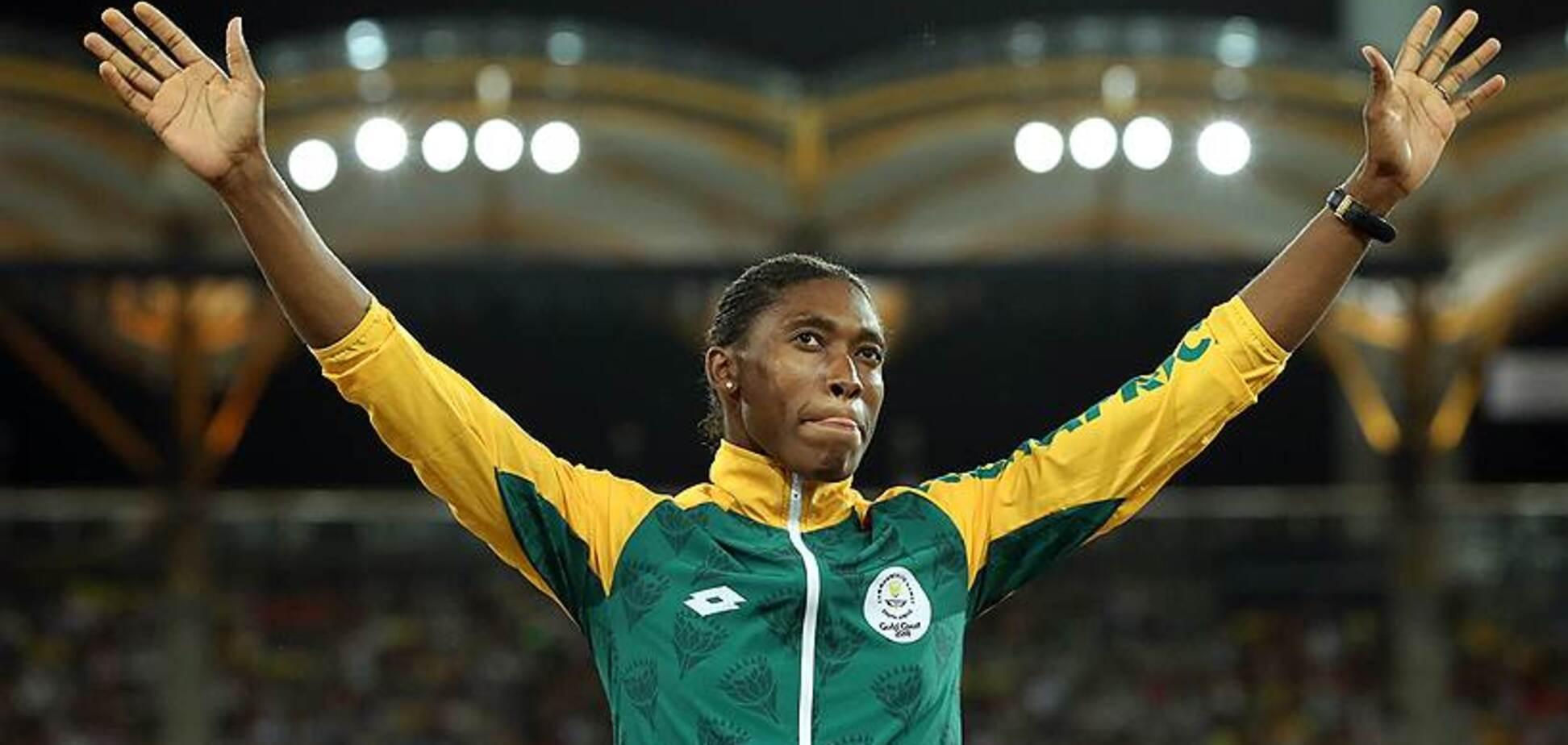 IAAF заставит спортсменок бороться с мужчинами
