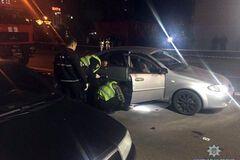 Вибух авто в Києві: поліція назвала дві версії