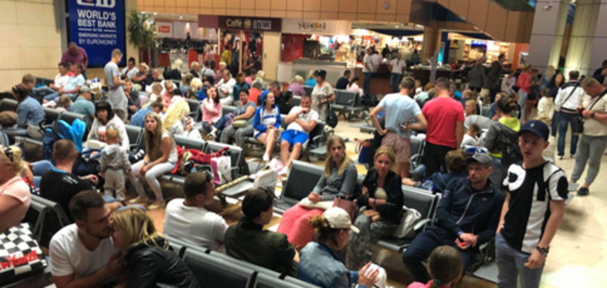 Нема літаків: у українських туристів у Єгипті з'явилися нові проблеми