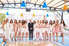 Королева-2018: красавицы ярко познакомили греков с Украиной