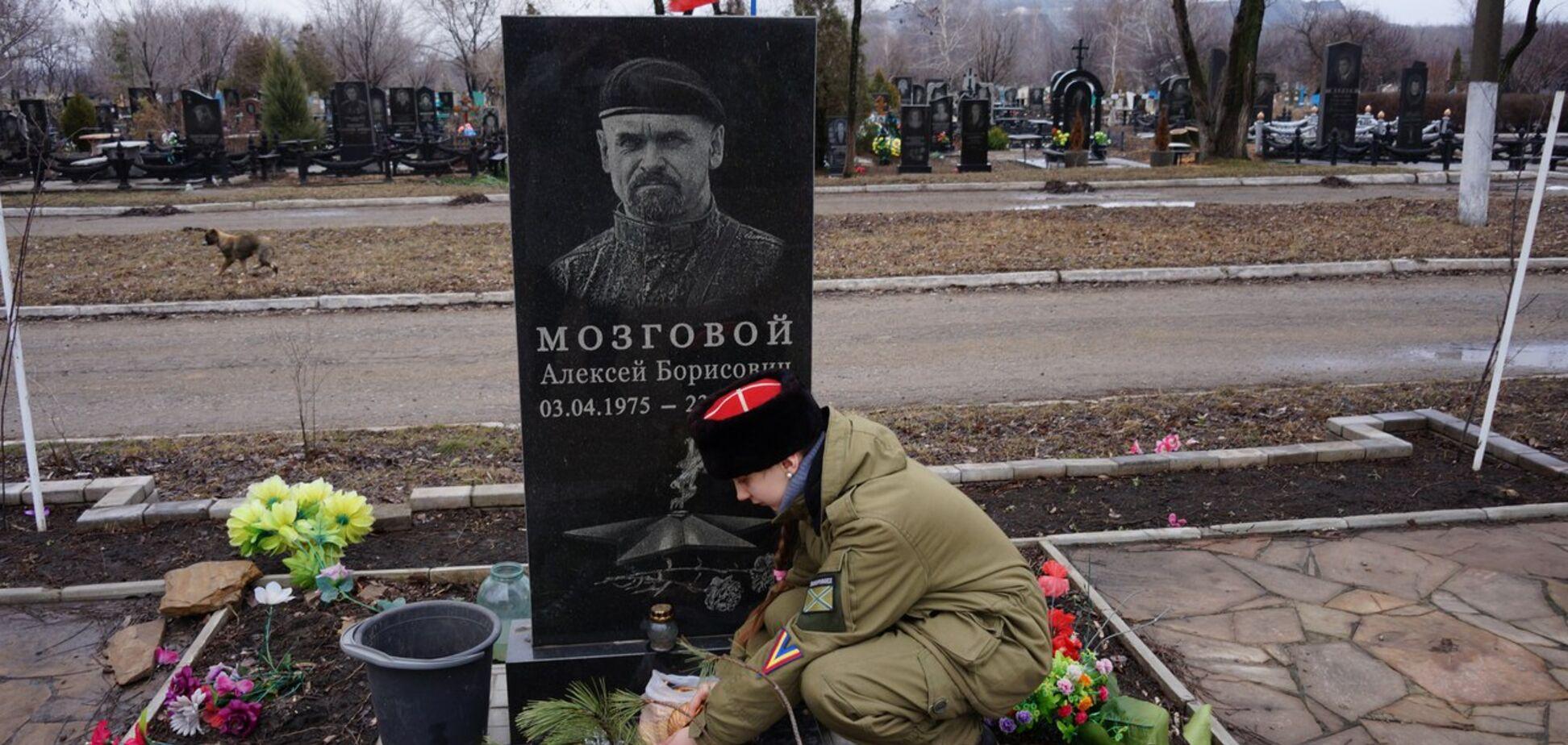 'Доця' повернулася: в 'ЛНР' знову показали юну фанатку терористів