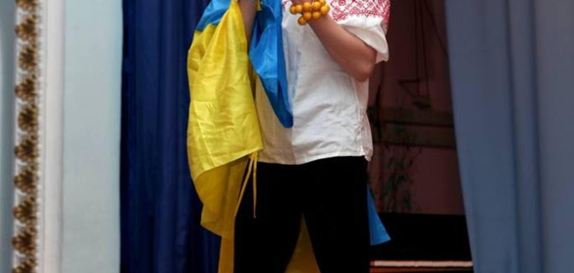 'Це наша війна': знаменита українська гімнастка розповіла про допомогу бійцям АТО