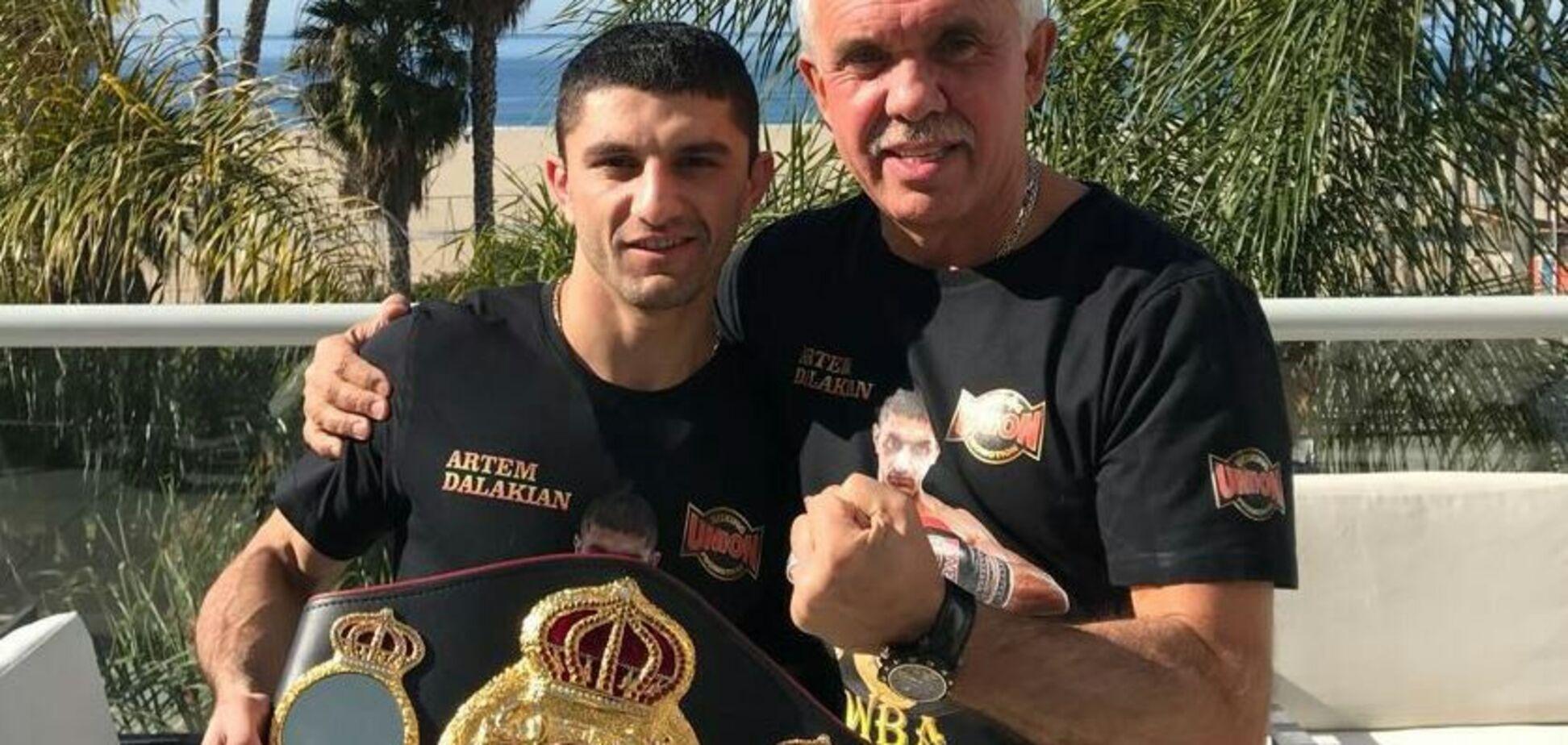 Непобедимый украинский боксер проведет уникальный чемпионский бой в Киеве