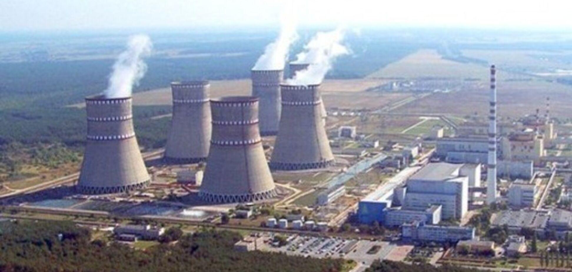 На Хмельницькій АЕС раптово відключився енергоблок