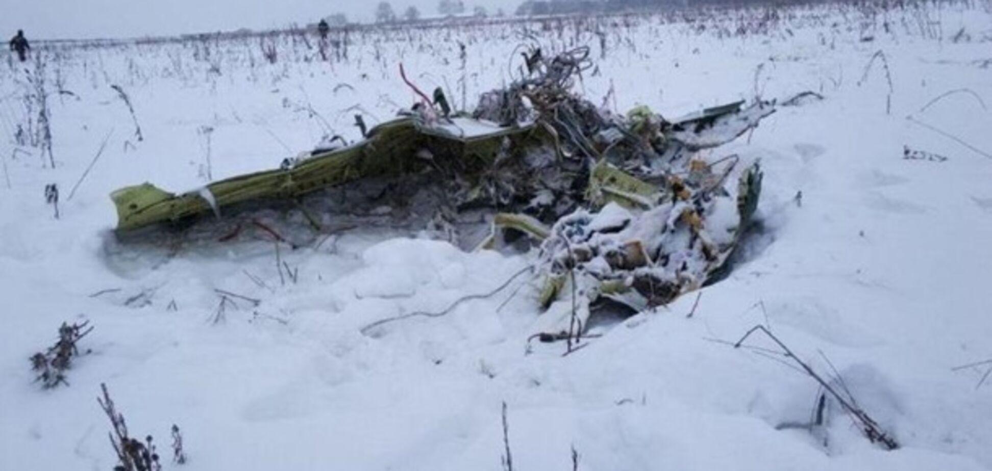 Крушение АН-148: 'чудом выжившего' пассажира уличили во лжи